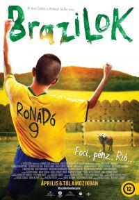 Brazilok DVD