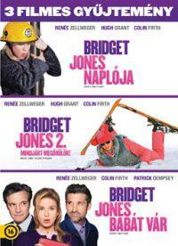 Bridget Jones trilógia (3 DVD) DVD