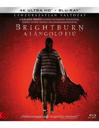 Brightburn – A lángoló fiú - cenzurázatlan változat  (4K UHD + Blu-ray) Blu-ray