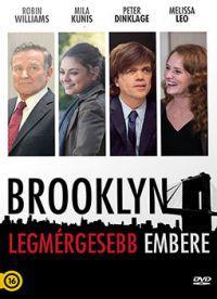 Brooklyn legdühösebb embere DVD