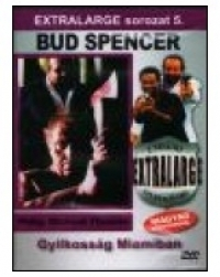 Bud Spencer - Gyilkosság Miamiban *Extralarge* DVD