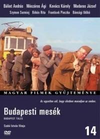 Budapesti mesék DVD