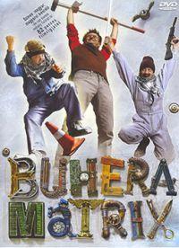 Buhera mátrix DVD
