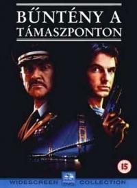 Bűntény a támaszponton DVD