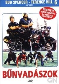 Bűnvadászok DVD