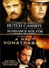Butch Cassidy és a Sundance kölyök DVD