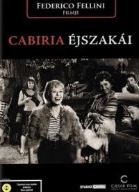 Cabiria éjszakái DVD