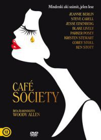 Cafe Society *Woody Allen* DVD