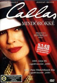 """Callas mindörökké """"Maria Callas"""" DVD"""