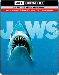 Cápa (4K UHD+BD) - limitált, fémdobozos változat (steelbook) Blu-ray