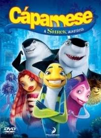 Cápamese (DreamWorks gyűjtemény) DVD