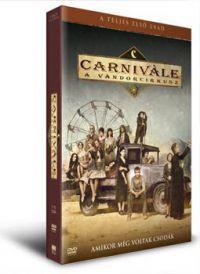 Carnivale - A vándorcirkusz - Első évad (6 DVD) DVD