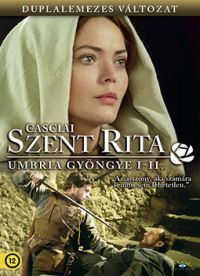 Casciai Szent Rita - Umbria gyöngye I-II. (2 DVD) DVD