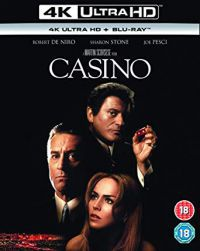 Casino (4K UHD+Blu-ray) Blu-ray