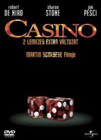 Casino - Különleges kiadás (2 DVD) DVD