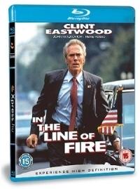 Célkeresztben Blu-ray