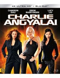 Charlie angyalai Blu-ray