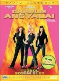 Charlie angyalai DVD