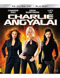 Charlie angyalai (4K UHD + Blu-ray) Blu-ray