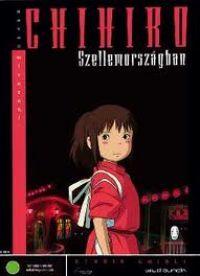 Chihiro Szellemországban DVD