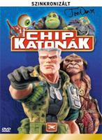 Chipkatonák DVD