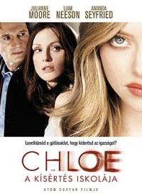 Chloe - A kísértés iskolája DVD