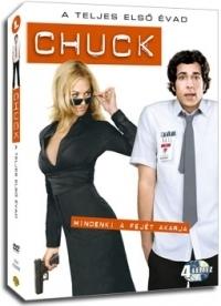 Chuck DVD