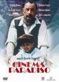 Cinema Paradiso DVD