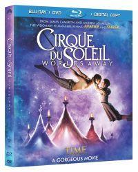 Cirque Du Soleil - Egy világ választ el Blu-ray