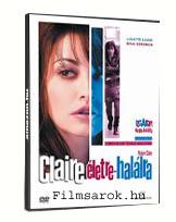 Claire életre-halálra DVD