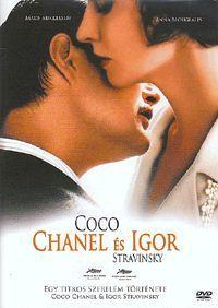 Coco Chanel és Igor Stravinsky DVD