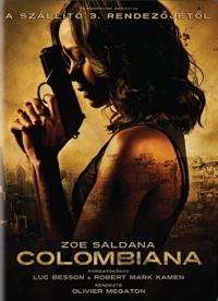 Colombiana DVD
