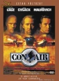 Con Air - A fegyencjárat DVD