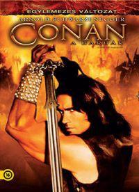Conan, a barbár DVD