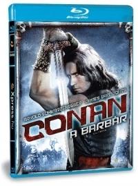 Conan, a barbár Blu-ray