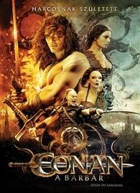 Conan, a barbár (2011) DVD