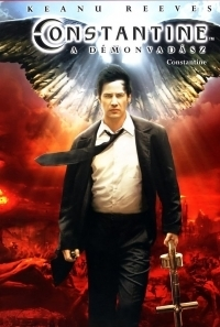 Constantine, a démonvadász DVD