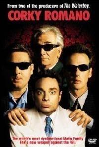 Corky Romano - A kezes farkas DVD