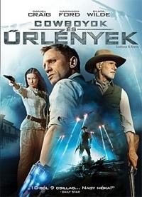 Cowboyok és űrlények DVD