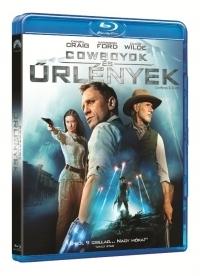 Cowboyok és űrlények Blu-ray