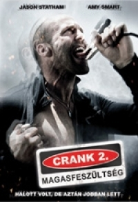 Crank 2. - Magasfeszültség DVD