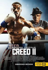 Creed 2. DVD