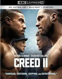 Creed II. (4K UHD Blu-ray + Blu-ray) Blu-ray