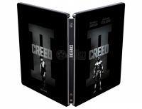 Creed II.  limitált, fémdobozos változat (steelbook) Blu-ray