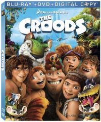 Croodék (Blu-ray+DVD) Blu-ray
