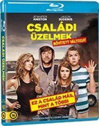 Családi üzelmek Blu-ray