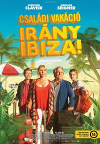 Családi vakáció - Irány Ibiza! DVD