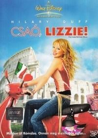 Csaó, Lizzie! DVD