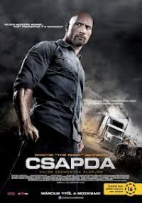 Csapda DVD