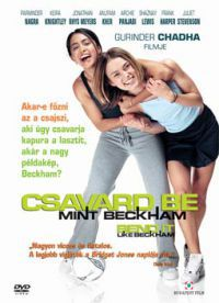 Csavard be, mint Beckham DVD